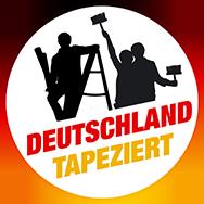 Deutschland Tapeziert Logo