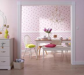 tapetenarten tapeten magazin. Black Bedroom Furniture Sets. Home Design Ideas