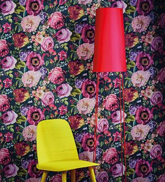 tapeten trends 2018 tapeten magazin. Black Bedroom Furniture Sets. Home Design Ideas