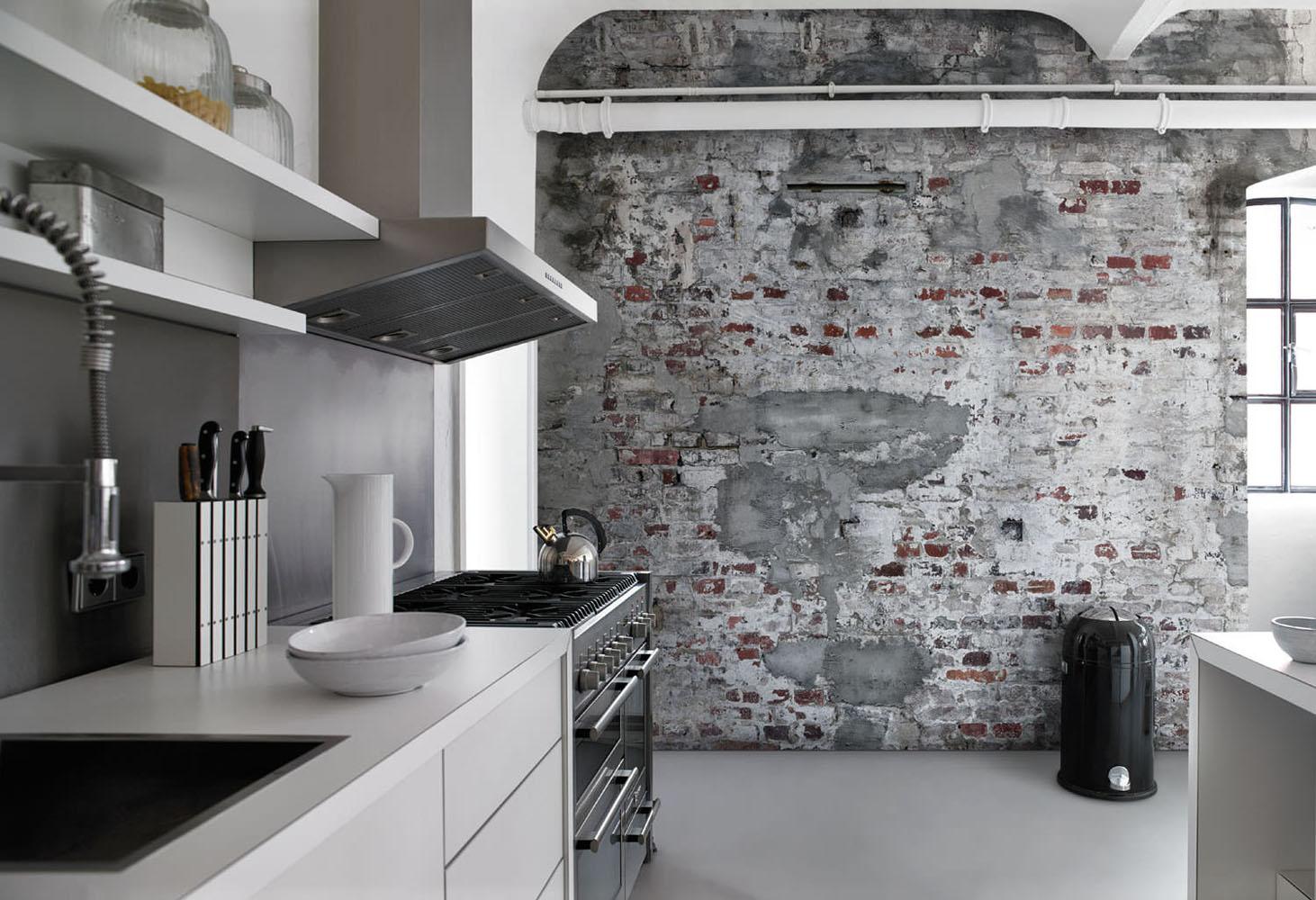 Bad & Küche / Tapeten Magazin